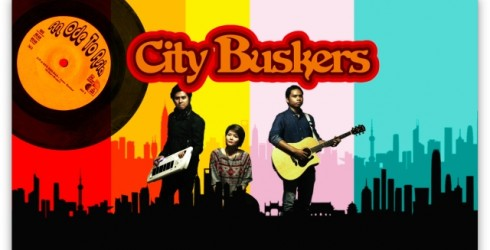 city buskers